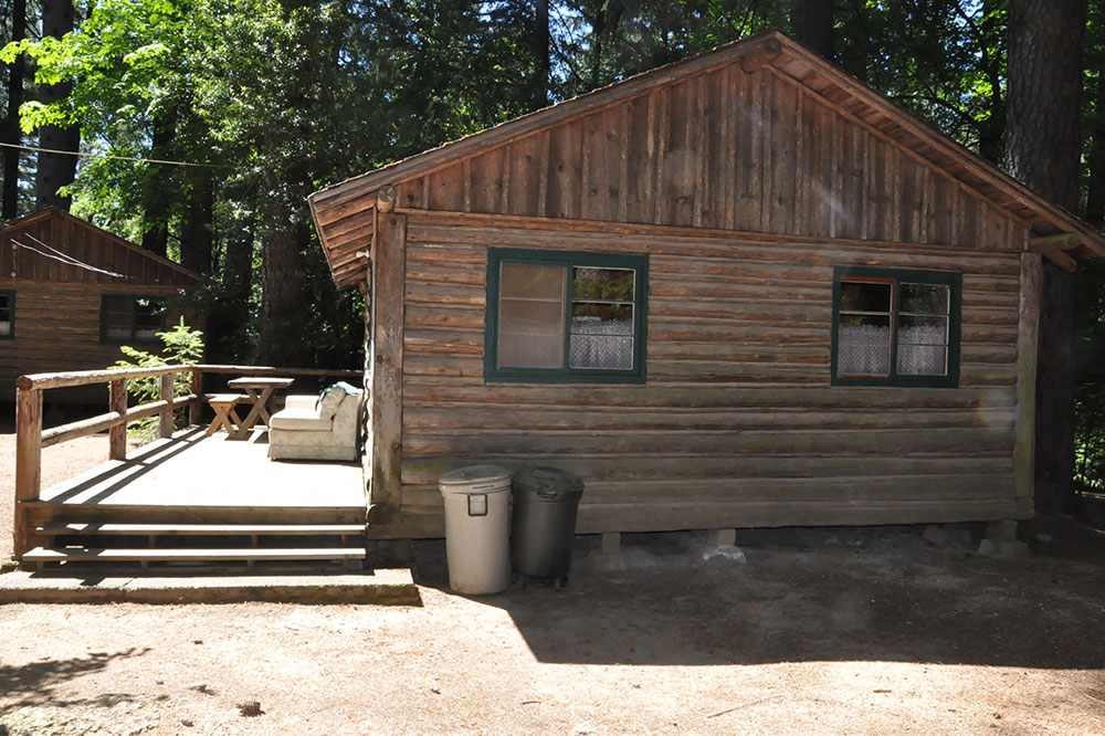 vacation cabin rental